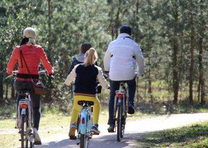 Fietsen - Fietsroute Vinkeveense Plassen - Fietsarrangement Villa Lokeend Vinkeveen