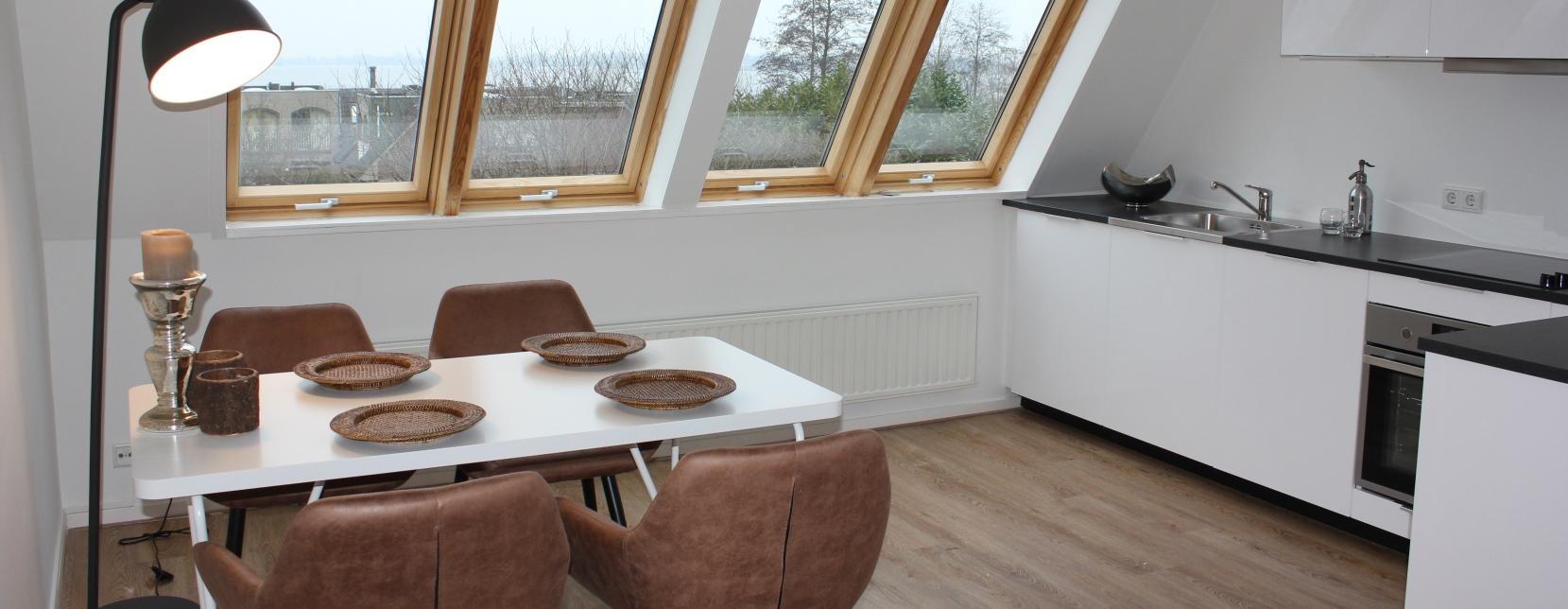 Appartement voor short-stay aan de Vinkeveense Plassen