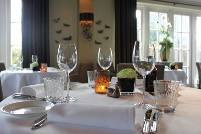 Restaurant in Vinkeveen, tussen Amsterdam en Utrecht