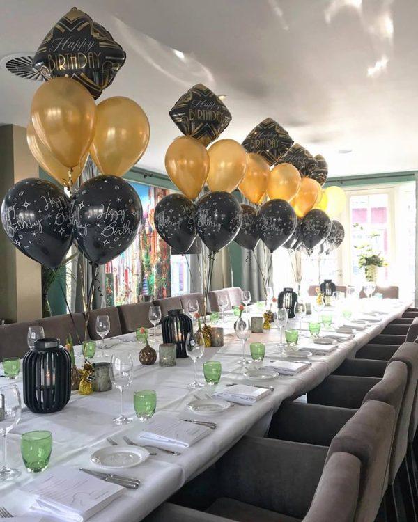 Verjaardagsfeest In Restaurant Esca Vinkeveen